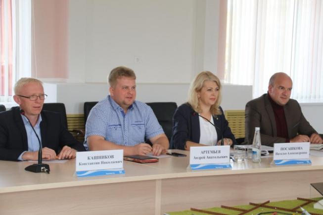 Очередной инвестор подал заявку на заключение соглашения об осуществлении деятельности на территории опережающего социально-экономического развития «Кумертау»